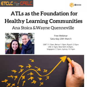 atls as the foundation for healthy learning communities